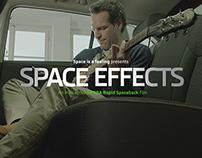 Škoda Space Effects - interactive video