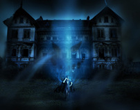 a ghost house