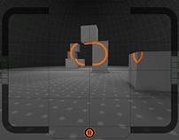 iOS 3D Puzzle: Laser Lab