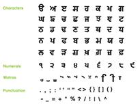 Typeface Design - Gurvetica Bold