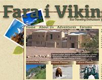 Fara i Viking, Layout Mock up