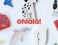 Carátulas Revista Ohlalá