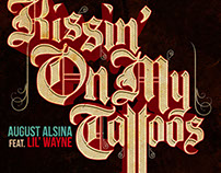 August Alsina: Kissin' On My Tattoos