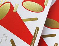2017 New YearCard Design