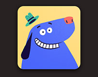 The talking dog App. Free download inside!