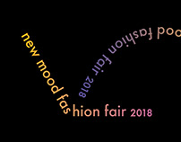New mood fashion fair 2018
