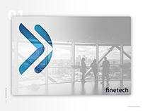 Finetech - finance branding