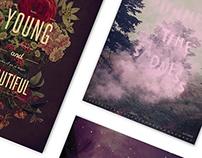 Lana Del Rey Music Posters