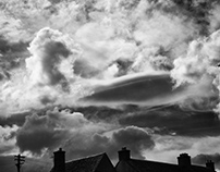 Mostly Clouds in Mono