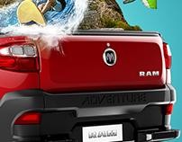 RAM 700 Te sigue el paso.