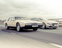 Aston Martin Lagonda & Lagonda Taraf