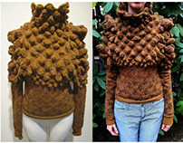 Bee Bearding Sweater