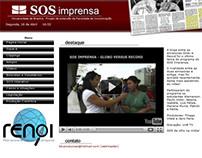 Site: SOS Imprensa