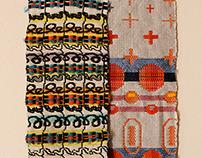 Interior Upholstery Samples-Kimono Collection