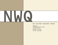 NWQ Capabilities Brochure