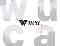 Wuca - PSD One Page Template