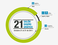 21 Salón de Diseño Gráfico