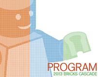 Bricks Cascade Program Design & Illustration