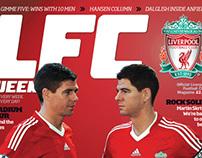 LFC Magazine Covers