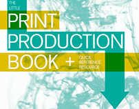 The little print production book that could...