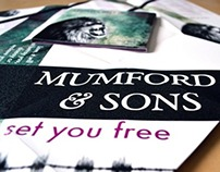 Mumford & Sons CD cover