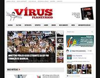 Site: Vírus Planetário