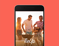 TieUp - Neighbourhood App