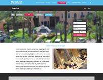 nouveau Maquette Web Site