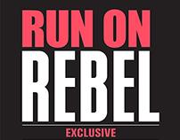 Rebel Sport Store Signage