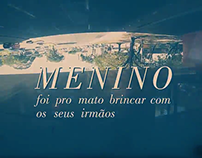 Supercombo - Menino (Lyric Video)