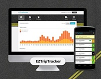 EZTripTracker Web & Mobile