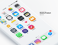 Product app icons