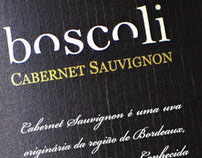 Logotype | Label for Wine Bottle