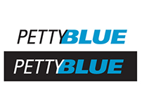 Petty Blue Logo