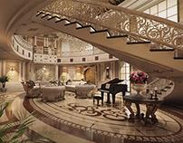 Classical Lobby Area