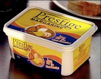 Prestige Margarine TV spot.