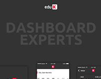 Dashboard Experts | eduK