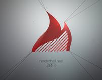 Renderhell Demoreel 2013