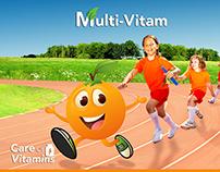 Multi-Vitam Visual