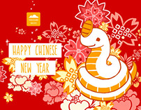 Lunar New Year Printable