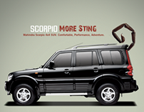 "Mahindra Scorpio ""More Sting"" ad"