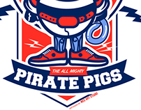 The Pirate Pigs
