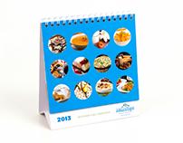 Календарь «Милк Хаус»