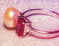 Jewellery with pearls wallpapers