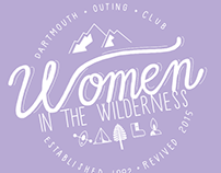 Women in the Wilderness Logo