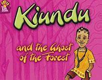 Children's Book design - Kiundu