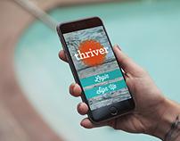 Thriver App Design