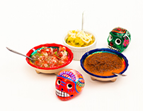 Cielito Lindo - Café Mex - Food Photography