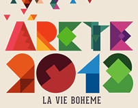 ARETE 2013 La Vie Boheme