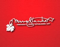 MRVA&STANKO - Vineyards & winery - concept